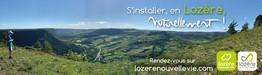 Et si vous installiez en Lozère ?