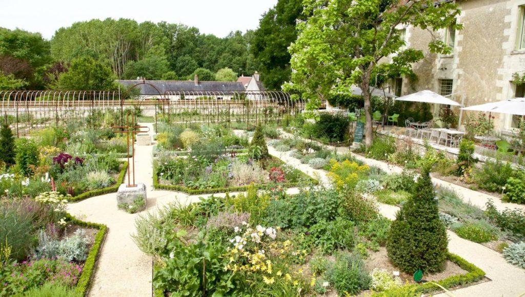 Un ancien jardin de curé ouvert au public à Chédigny