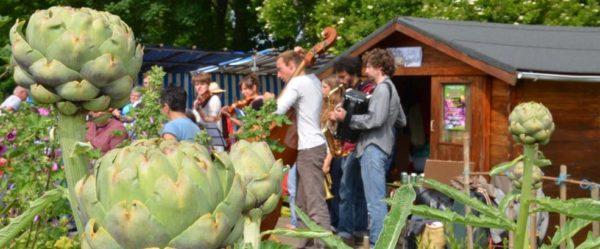 Les jardins partagés, un lieu de convivialité