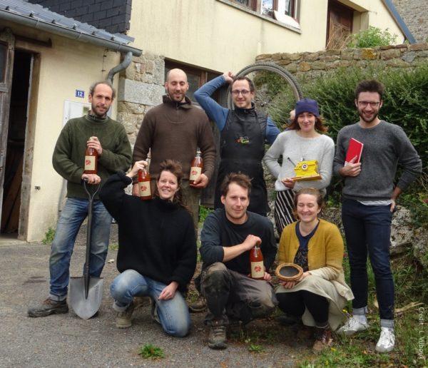 La Menuiserie dans l'Orne, un nouveau lieu commun de projet