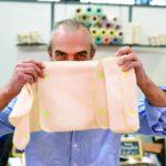 Il fabrique un essuie-tout zéro déchet!