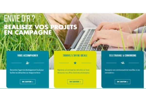 Depuis 2016, une dizaine de territoires ruraux d'Auvergne-Rhône-Alpes mutualisent leurs méthodologies et démarches pour mieux prospecter, accueillir et accompagner des porteurs de projets.