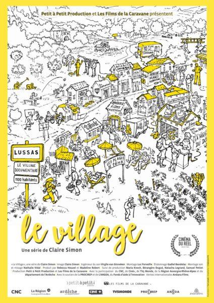 Lussas, village documentaire, fait l'objet d'un documentaire.