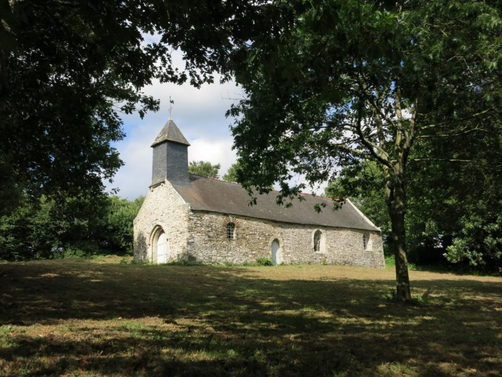 La chapelle Saint Yves à Saint Gilles Vieux Marché (22) par Marie Annick Carré