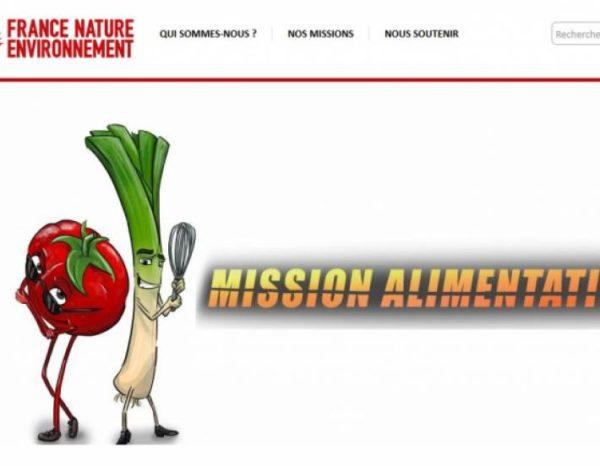 Une mission lancée par la FNE : manger durable !