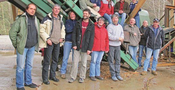 les initiatives dans le domaine foisonnent en Limousin, et plus particulièrement dans le sud de la Creuse, territoire où l'ESS fonctionne en circuit court.