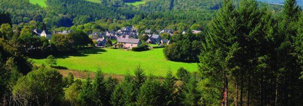 Le village de Tarnac