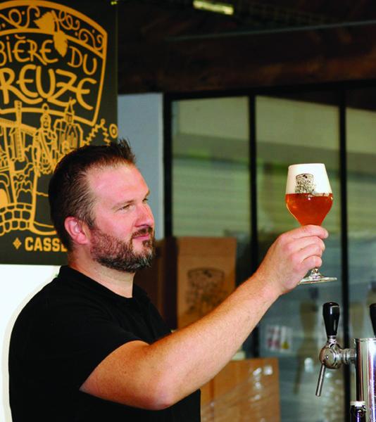 La Reuze, bière de Cassel