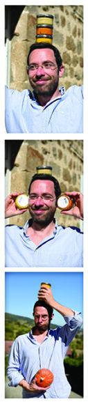 ohn a quitté le ministère de l'Environnement belge pour fabriquer des tartinades bio en Ardèche.