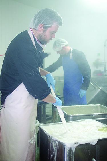L'entreprise Locadélice fabrique du tofu
