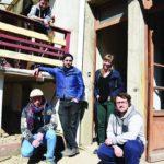 Bienvenue en terre d'accueil : Lamure-sur-Azergues