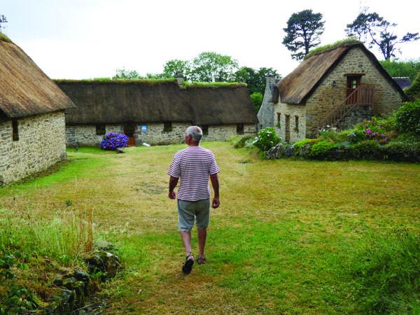 ean-Pierre et Odile ont rénové un hameau entre Brest et Quimper