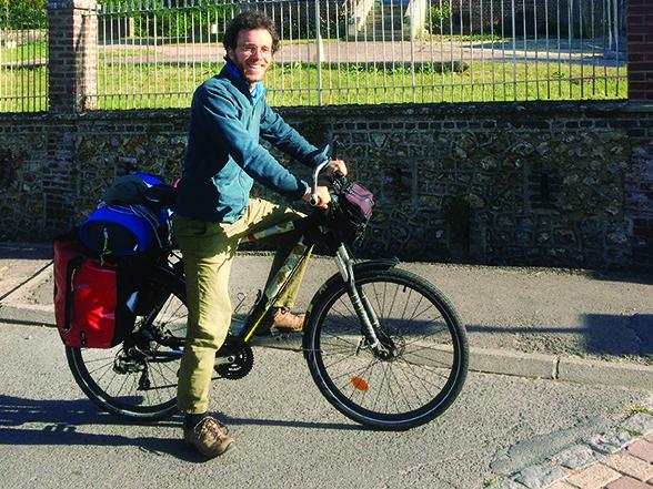 Ulysse Blau a fait le tour des maires du Calvados