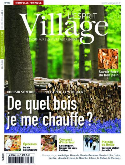 Magazine Village n°102