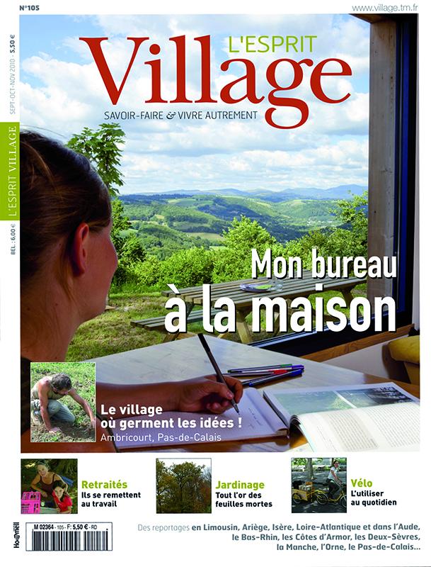 Magazine Village n°105