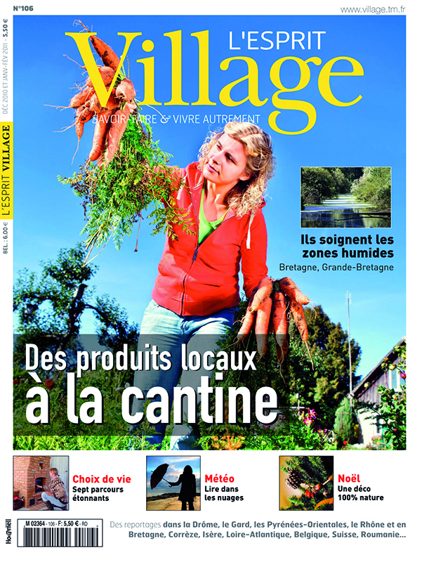 Magazine Village n°106