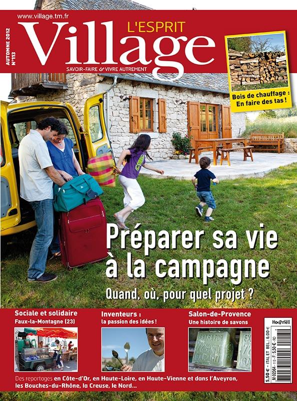Magazine Village n°113