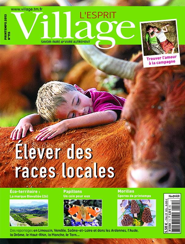 Magazine Village n°115
