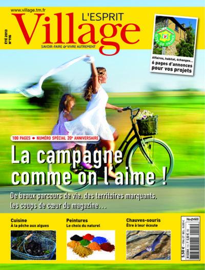 Magazine Village n°116
