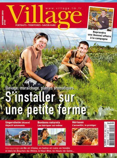 Magazine Village n°117