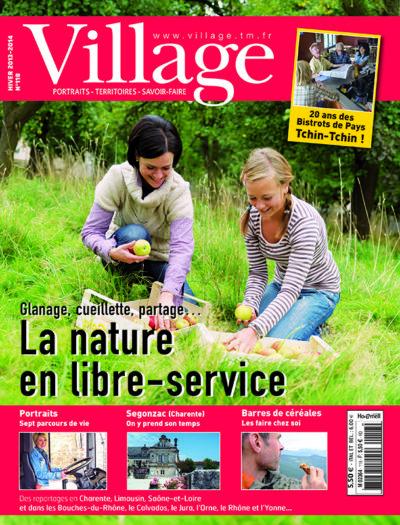 Magazine Village n°118