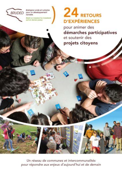 24 retours d'expériences dans un guide en ligne pour animer des démarches participatives et soutenir des projets citoyens.