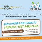 Rencontres nationales des espaces-test agricoles