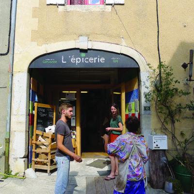 L'épicerie citoyenne de Beaufort-sur-Gervanne