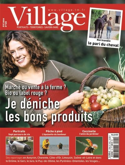 Magazine Village n°120