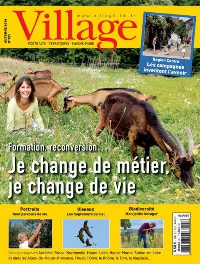 Magazine Village n°121