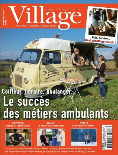 Magazine Village n°122