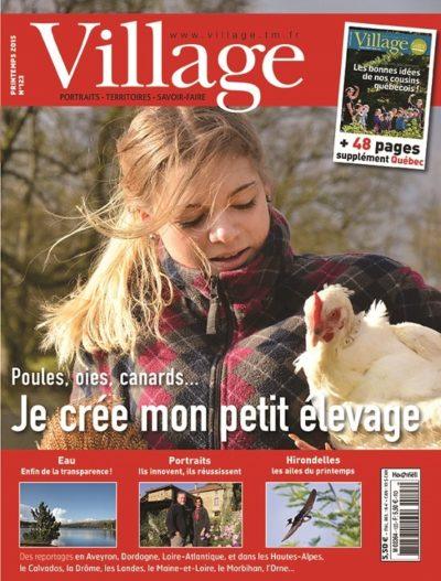 Magazine Village n°123