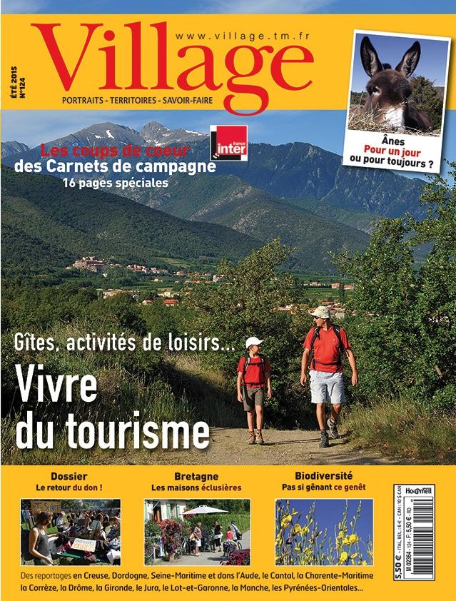 Magazine Village n°124