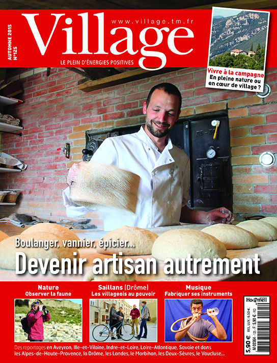 Magazine Village n°125