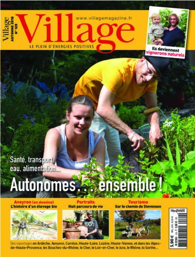 Magazine Village n°129
