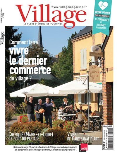 Magazine Village n°134