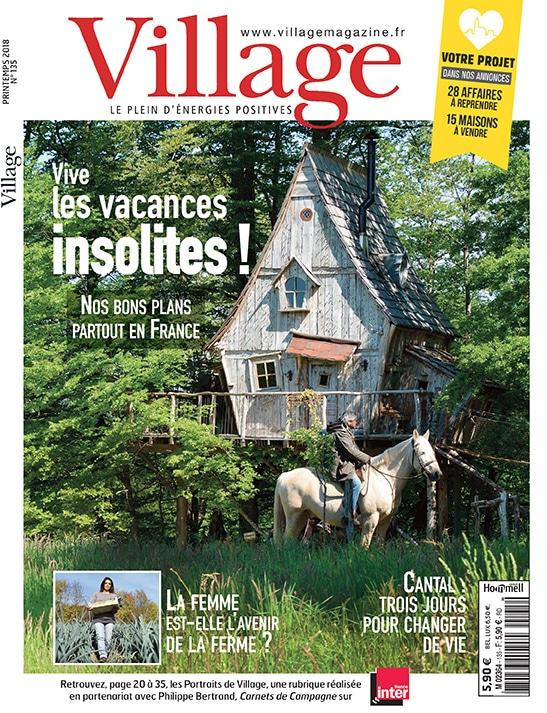 Magazine Village n°135