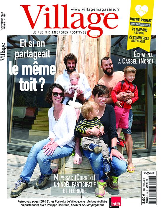 Magazine Village n°138