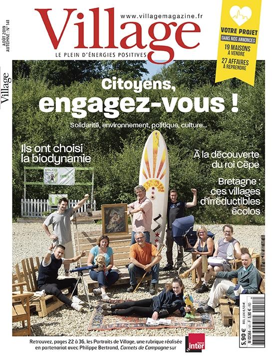Magazine Village n°141