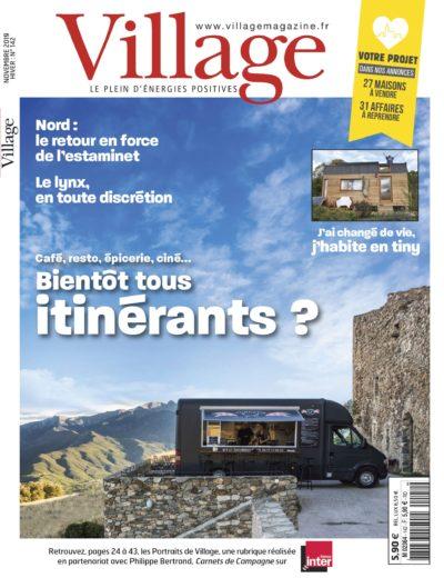 Magazine Village n°142