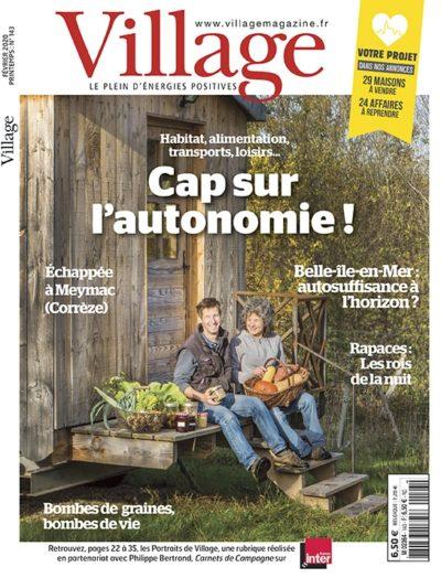 Magazine Village n°143