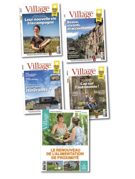 Abonnement au magazine Village - 1 an