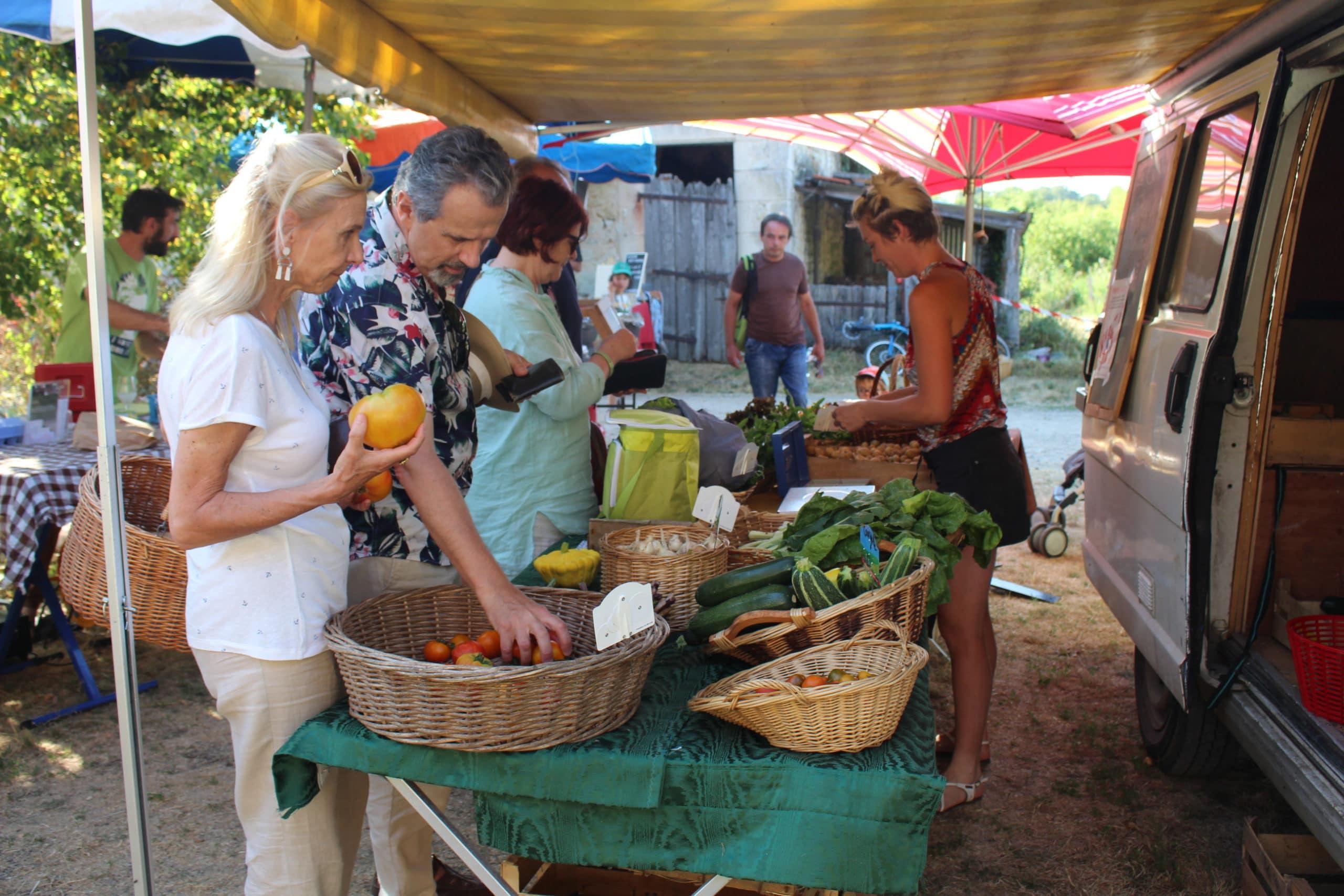 Accueil Paysan Centre Val de Loire propose aux consommateurs de rencontrer les paysans le samedi 3 octobre 2020 dans le Berry (36)