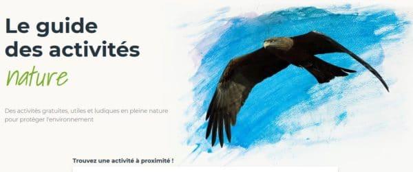 Connectez-vous à la plateforme jagispourlanature.org et découvrez autour de vous les prochaines activités des associations de protection de l'environnement.