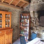 Le bibliofour de Sylvie dans un petit coin de Lozère