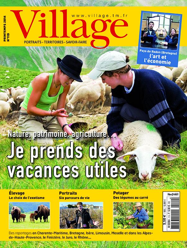 Magazine Village n°119