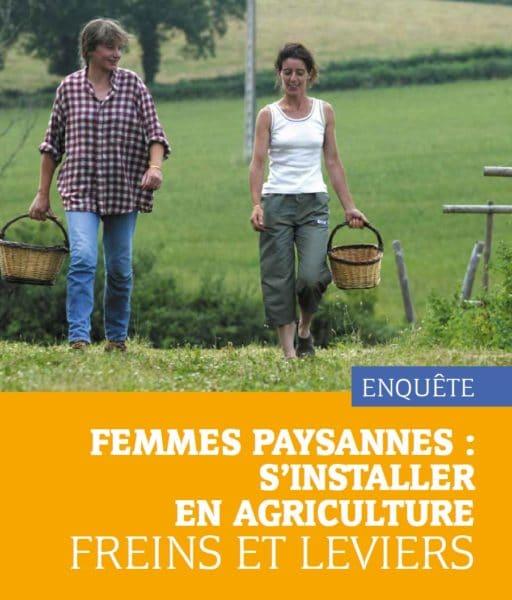 Une passionnante enquête sur les femmes qui s'installent en agriculture