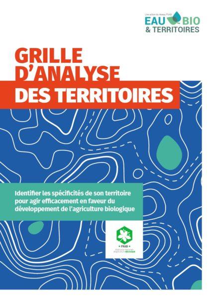 La Fédération nationale d'agriculture biologique (FNAB) a publié un outil pour identifier les spécificités d'un territoire, agir efficacement et allier développement local agricole et préservation des ressources naturelles.