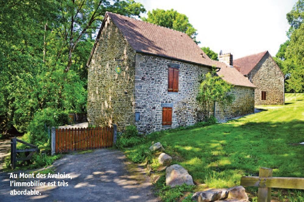 Emploi, innovation, aide à l'installation sont autant d'opportunités à saisir au Mont des Avaloirs en Mayenne