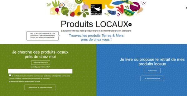 Dans le contexte de la crise sanitaire, les régions Bretagne et Centre-Val de Loire ouvrent des plateformes qui mettent en relation producteurs et consommateurs.